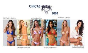Polar Pilsen confirma sus seis embajadoras del orgullo y la belleza venezolana para el 2020
