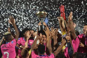 Independiente del Valle alcanza la gloria en la Copa Sudamericana-2019