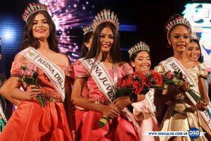 El reinado infantil de la Feria de La Chiquinquirá tiene nuevas soberanas