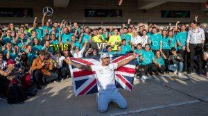 Lewis Hamilton conquista su sexto título mundial de Fórmula 1