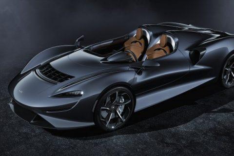 McLaren revela su nuevo auto deportivo «Elva», y no tiene techo ni parabrisas