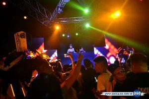 La música electrónica fue protagonista en el Maracaibo Fest