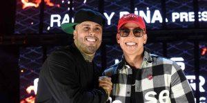Nicky Jam y Daddy Yankee volverán a juntarse como en los viejos tiempos