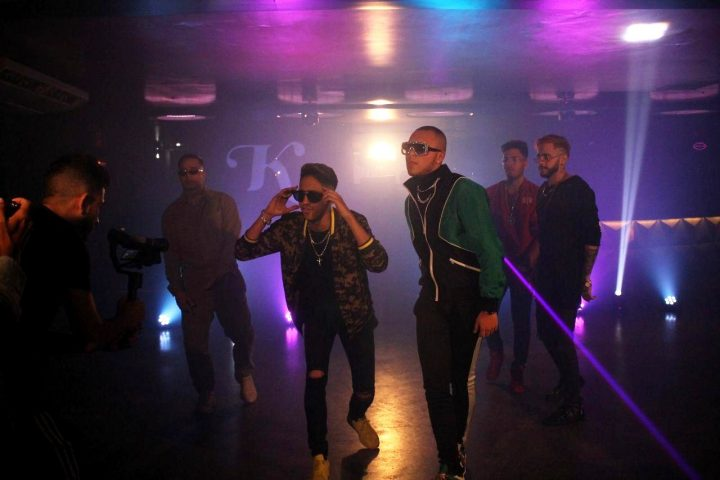 «Se vuelve loca» remix, video musical con sello venezolano