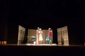Fundrama presenta Zonas Aledañas en el Teatro Baralt