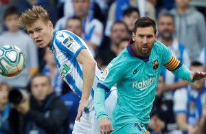 #LaLiga: Barcelona deja escapar dos puntos frente a la Real Sociedad antes del Clásico