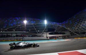 #Fórmula1: Hamilton cierra con broche de oro su sexto campeonato ganando en Abu Dabi