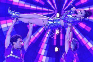 Aimee Miranda deslumbra en los grandes escenarios musicales