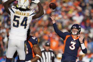 #NFL: McManus anota gol de campo en victoria de los Broncos