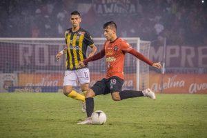Caracas FC y Deportivo Táchira empataron en el primero de la final del Clausura