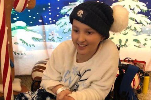 El milagro de la niña que ha superado un cáncer terminal por Navidad