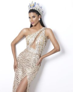 Isabella Rodríguez brilló en el Miss Mundo 2019