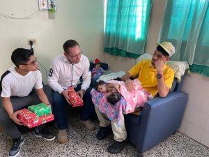 Juanfe cierra el 2019 regalando sonrisas