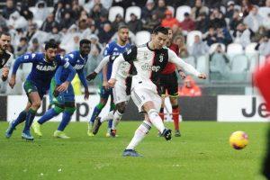 #SerieA: Juventus empata ante Sassuolo
