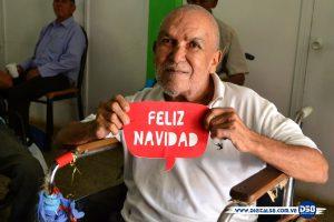 «La fiesta de los abuelos», el compartir con la gente que necesita amor