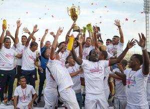 ¡Yaracuyanos FC es el campeón de Segunda División!