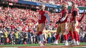 #NFL: San Francisco 49ers avanzan al juego por el campeonato de la NFC
