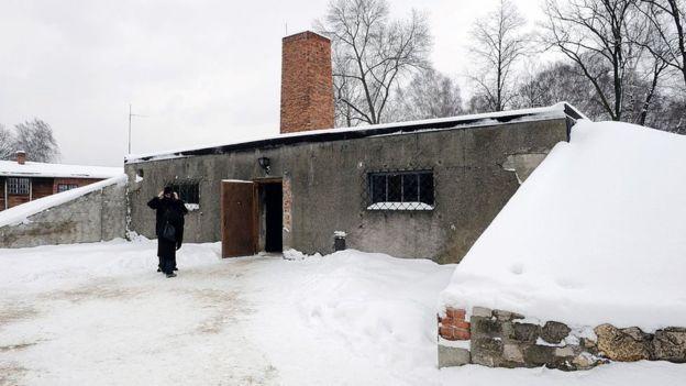 Auschwitz - cámaras de gas