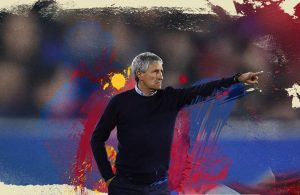 Quique Setién es el nuevo entrenador del FC Barcelona