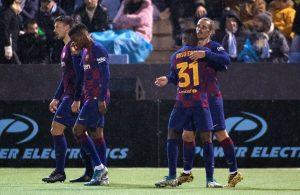 #CopaDelRey: Barcelona y Real Madrid ganan y se clasifican a octavos de final