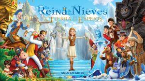 Descubre la magia de «La Reina de las Nieves en la Tierra de los Espejos»
