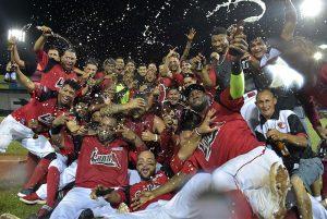 #LVBP: Un batazo de Luis Jiménez metió a Cardenales en las semifinales
