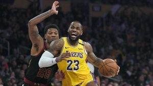 #NBA: Más protagonismo ganador de James y Lakers; triunfos de Celtics y Thunder