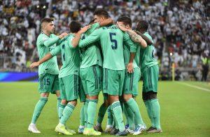 #SuperCopadeEspaña: Real Madrid derrota con categoría al Valencia y avanza a la final