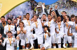 #SupercopaEspaña: Real Madrid se corona campeón en los penales