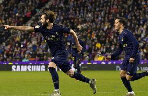 #LaLiga: Real Madrid derrota por la mínima al Real Valladolid y es líder solitario
