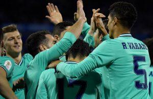 #CopaDelRey: Real Madrid golea al Real Zaragoza y avanza a cuartos de final