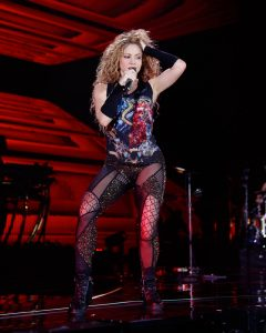 «Shakira in concert: El Dorado World Tour» debuta en HBO y HBO GO