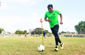 #FútVe: Jesús «Chuto» Lugo es la nueva incorporación del Zulia Fútbol Club