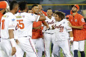 #LVBP: Willians Astuillo dio el flechazo que puso arriba a Caribes en la Gran Final
