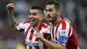 ¡El Atleti es el segundo finalista de la Supercopa!