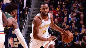 #NBA: los indetenibles Bucks cosechan nueva victoria ante Warriors