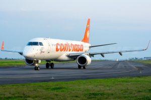 A partir del 6 de febrero Conviasa reactiva vuelos hacia Argentina