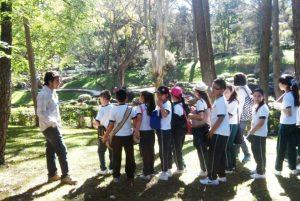 ¡La educación ambiental es ese semillero de la nueva sociedad!