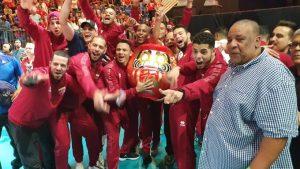 La «Vinotinto» de voleibol se clasifica a los JJOO de Tokio 2020