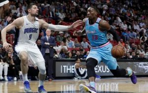 #NBA: Heat aplasta a Magic, mientras Mavericks y Rockets intentan avanzar en el Oeste