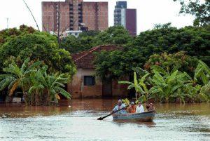 Casi 50 muertos y miles de desplazados por fuertes lluvias en el sudeste de Brasil