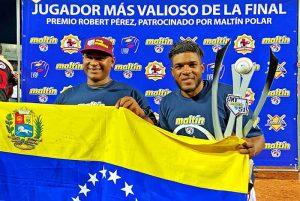 #LVBP: Yordanys Linares decidió y fue el Jugador Más Valioso de la Serie Final