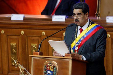 """Nicolás Maduro: «es """"inevitable"""" que este 2020 haya elecciones a la Asamblea Nacional»"""