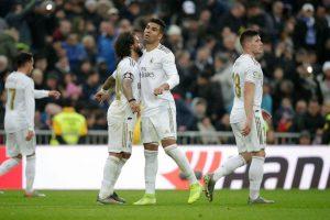 #LaLiga: Real Madrid gana al Sevilla y se mantiene en la lucha por la punta