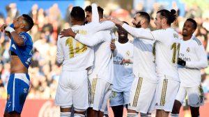 El Madrid vuelve a presionar al Barça en la lucha por el liderato