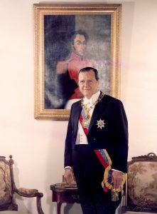 #UnDíaComoHoy: El 24 de enero de 1916, nace Rafael Caldera.