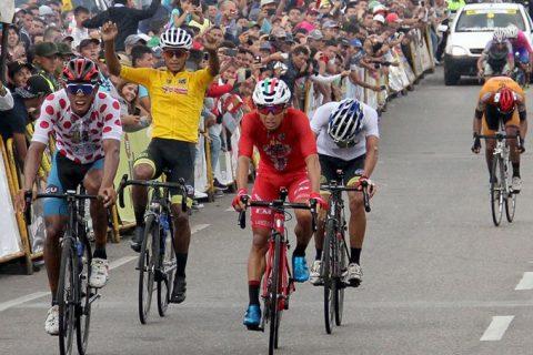 Vuelta al Táchira: ¡Roniel Campos Campeón 2020!