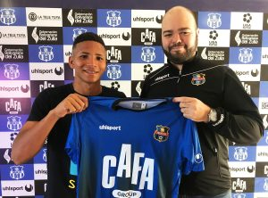 #FútVe: Saimon Ramírez llegó a reforzar las líneas del Zulia Fútbol Club