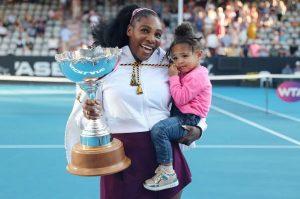 Serena Williams ganó su primer título en tres años y donó el premio a las víctimas de los incendios en Australia