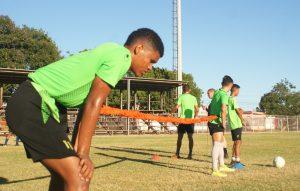 #FutVe: «Vinotintos Sub-15» se nutren de la pretemporada de primera